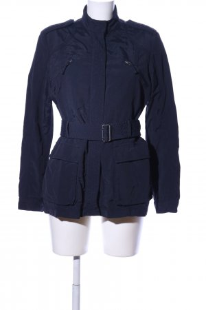 Tommy Hilfiger Trenchcoat blau Casual-Look