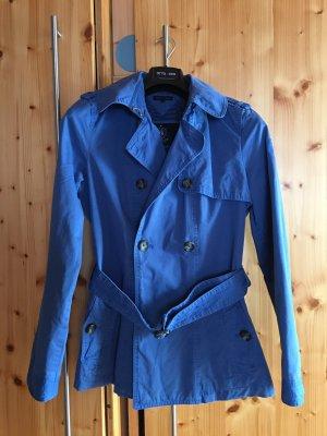 Tommy Hilfiger Trenchcoat Blau Gr.L
