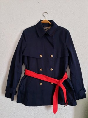 Tommy Hilfiger Trenchcoat in Blau Gr.L