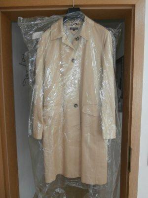 Tommy Hilfiger Trenchcoat Safia Cotton Mac, beige, NEU