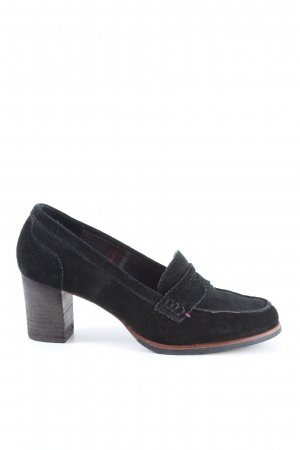 Tommy Hilfiger Zapatos Informales negro look casual