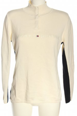 Tommy Hilfiger Sailor Sweater cream-black casual look