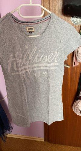 Tommy Hilfiger Denim Camiseta gris claro