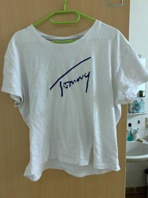 Tommy Hilfiger T-shirt bianco-nero
