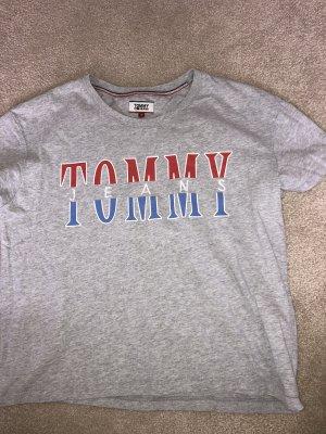 Tommy hilfiger tshirt grau größe s