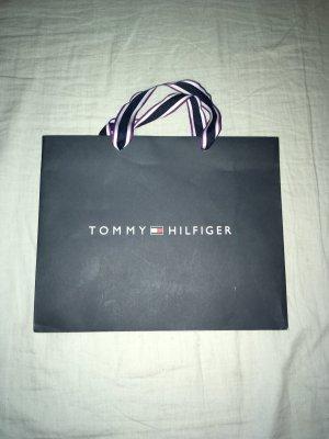 Tommy Hilfiger Torba shopper ciemnoniebieski