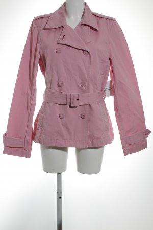 Tommy Hilfiger Übergangsjacke rosa Casual-Look