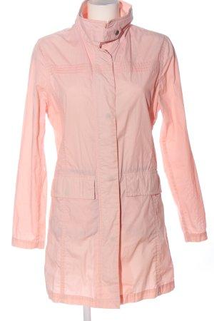 Tommy Hilfiger Übergangsmantel pink Street-Fashion-Look