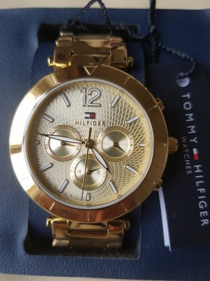 Tommy Hilfiger Uhr Armbanduhr Neu mit Etikett