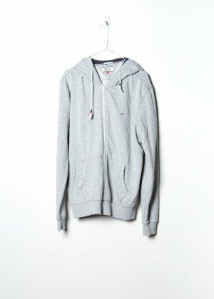 Tommy Hilfiger Jersey con capucha gris Algodón