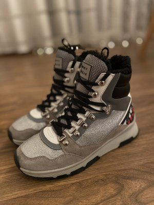 Tommy Hilfiger Winter Boots silver-colored