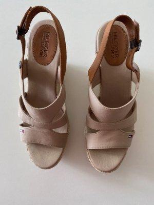 Tommy Hilfiger Denim Wedge Sandals multicolored