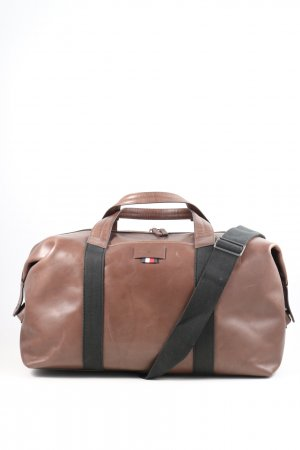 Tommy Hilfiger Sac weekender brun style décontracté