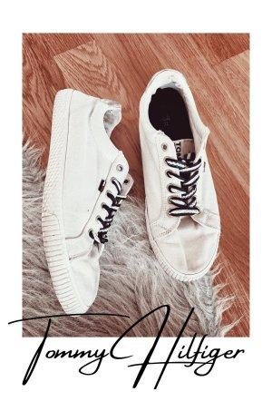 Tommy Hilfiger Weiße Sneaker