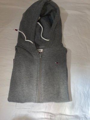 Tommy Hilfiger Smanicato con cappuccio grigio