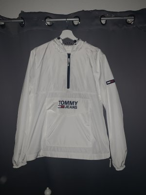 Tommy Jeans Wraparound Jacket white