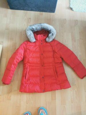 Tommy Hilfiger Winter Jacket red