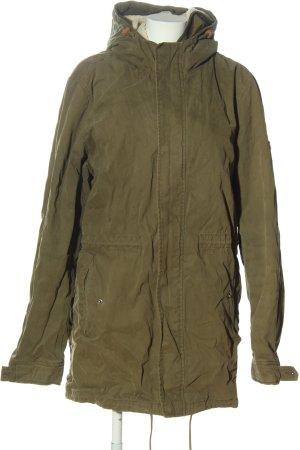 Tommy Hilfiger Kurtka zimowa khaki W stylu casual
