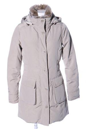 Tommy Hilfiger Veste d'hiver gris clair style décontracté
