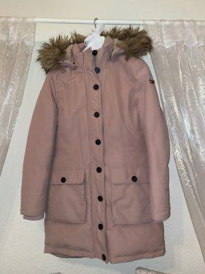 Tommy Hilfiger Cappotto invernale rosa pallido-color oro rosa