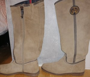 Tommy Hilfiger Winter Boots light brown