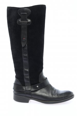 Tommy Hilfiger Winter Boots black casual look