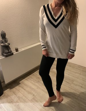 Tommy Hilfiger Wollpullover 36, wollweiss