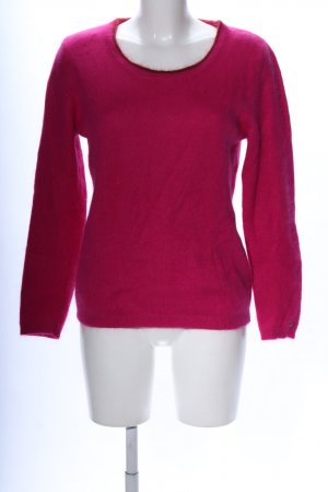 Tommy Hilfiger Wollpullover rot Casual-Look