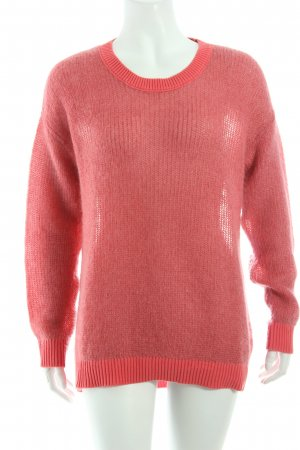 Tommy Hilfiger Wollpullover himbeerrot