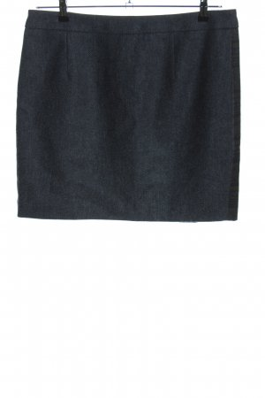 Tommy Hilfiger Wollrock blau Karomuster Business-Look