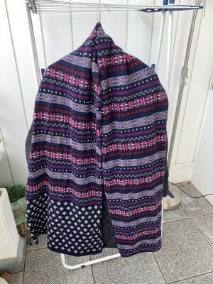 Tommy Hilfiger Woolen Scarf multicolored