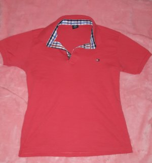 Tommy Hilfinger Damen T-Shirt Pink