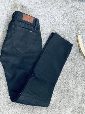 Tommy Hilfiger Low Rise Jeans black
