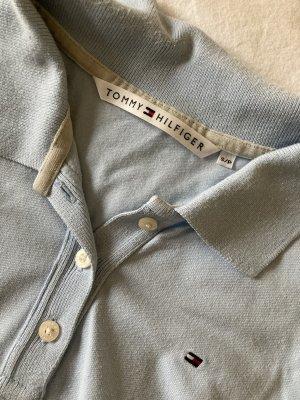 Tommy Hilfiger Camiseta tipo polo azul celeste-azul pálido