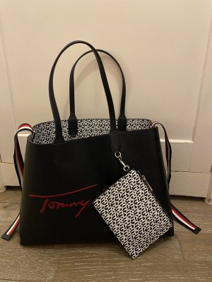 Tommy Iconic Signature Tote