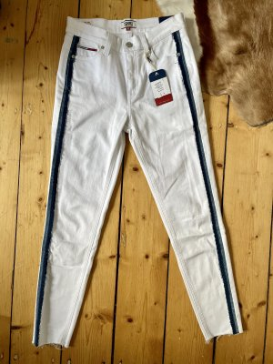 Tommy Hilfiger 7/8 Length Jeans white-cornflower blue