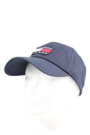Tommy Jeans Baseball Cap blue casual look