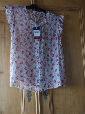 TOMMY JEANS:  BLUSE + TOP, Gr. XL