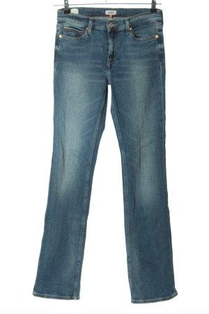 Tommy Jeans Vaquero de corte bota azul look casual