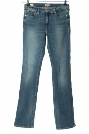 Tommy Jeans Boot Cut Jeans blau Casual-Look