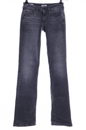 Tommy Jeans Boot Cut Jeans grau Casual-Look