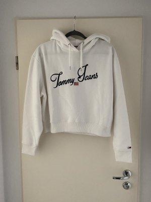 Tommy Jeans Crop Hoodie L
