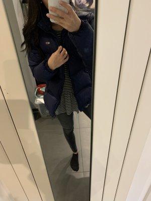 Tommy Jeans Daunenjacke Damen blau Gr.L