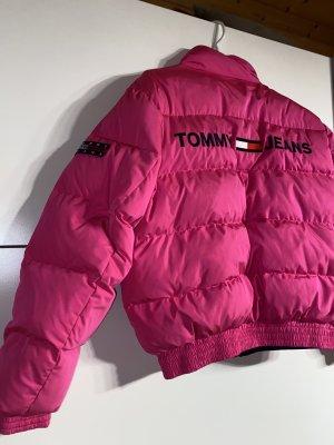Tommy Jeans Daunenjacke / Größe S / Wendejacke