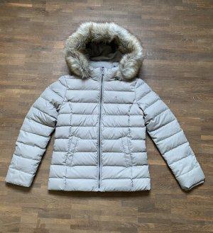 Tommy Jeans Piumino grigio chiaro-beige chiaro