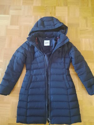 Tommy Jeans Down Coat black
