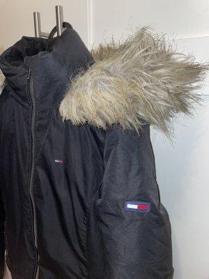 Tommy Jeans Winter Jacket black