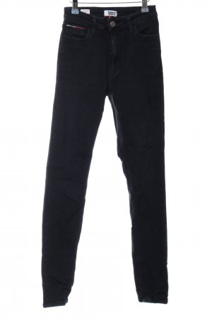 Tommy Jeans High Waist Jeans schwarz Casual-Look