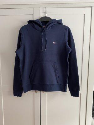 Tommy Jeans Sudadera con capucha azul oscuro