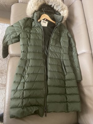 Tommy Jeans Down Jacket olive green